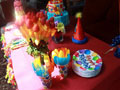 Theme party planner